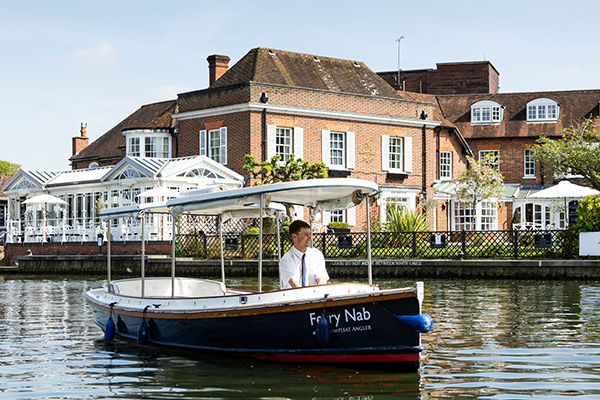 Electric boat servicing throughout the Thames Valley